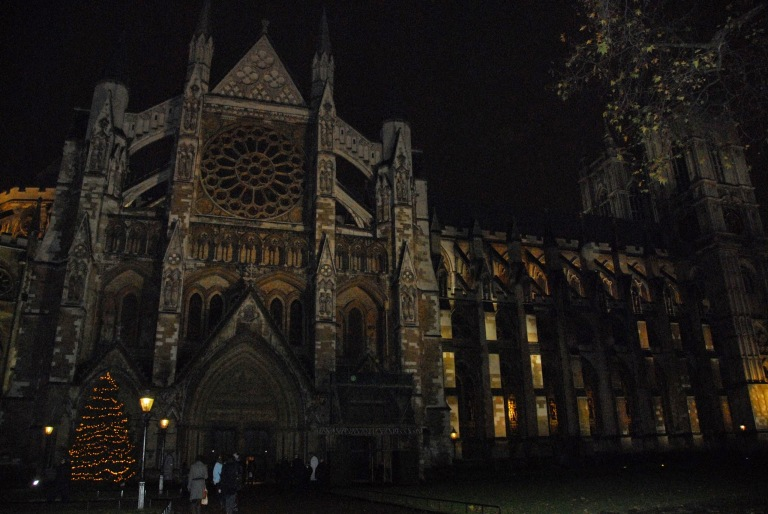 "Westminster Abbey: ""This is just like Downton Abbey!"""