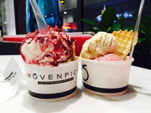 Movenpick: the art of Swiss ice cream