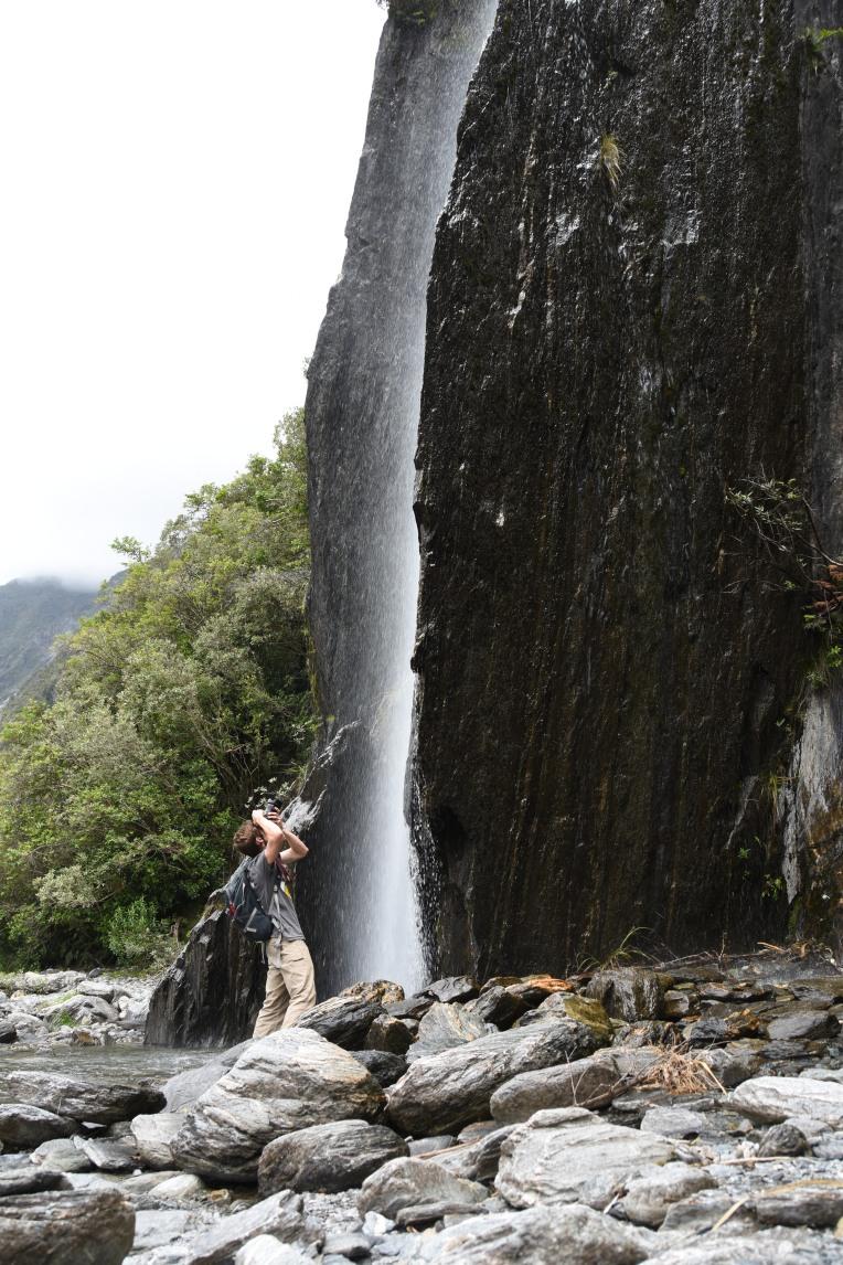 Hayden likes waterfalls