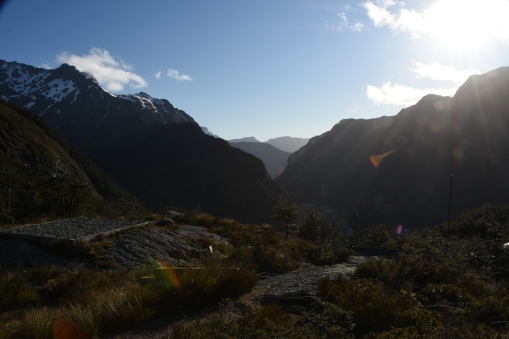 favorite photo (Routeburn Falls)