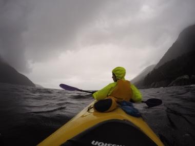 reaching the Tasman Sea