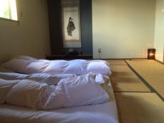 beds on floor