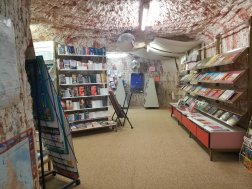 underground bookstore