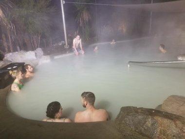 sulfur spa, spot the Hayden