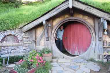 inside hobbit hole